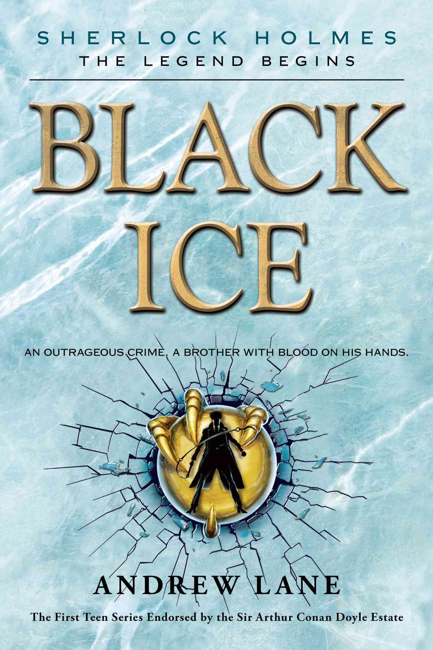 Black Ice By Lane, Andrew